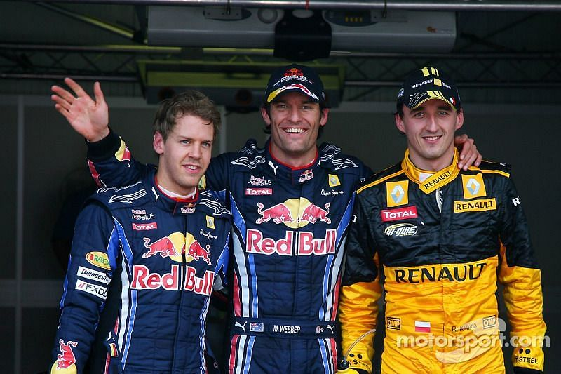 Image result for robert kubica first pole in monaco renault