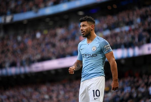 Aguero became vegan after a recommendation from his doctor.
