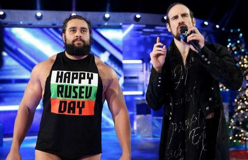 Not a Happy Rusev Day