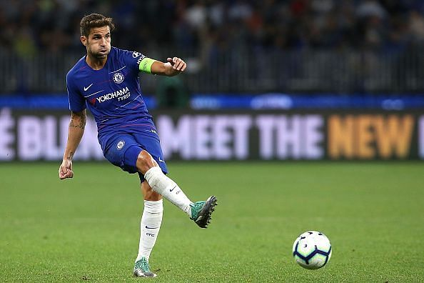 Fabregas is a sure-starter for Chelsea