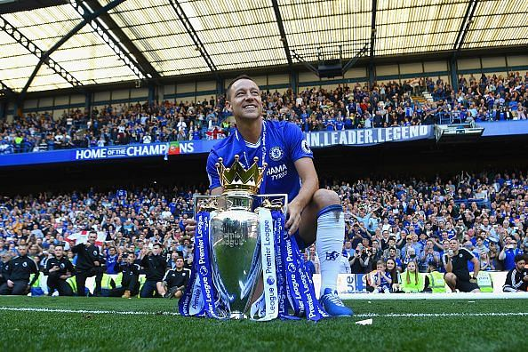 John Terry is a Premier League legend, but he was also a controversial figure during his career
