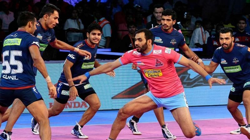 Let us take a look at the most popular Kabaddi players on Facebook!