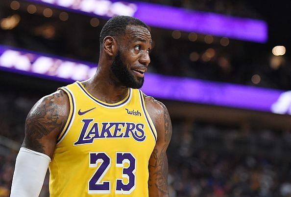 G.O.A.T: LeBron James