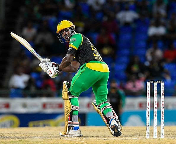 St Kitts & Nevis Patriots v Jamaica Tallawahs - 2018 Hero Caribbean Premier League (CPL) Tournament