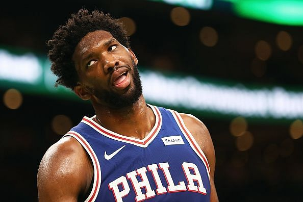 Embiid has quickly become of the NBA