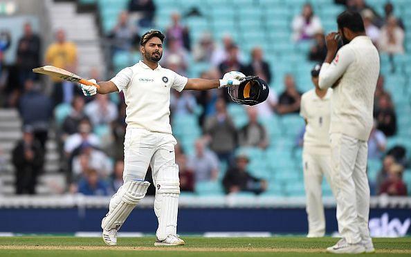 Pant has shown that he can flourish as an attacking batsman