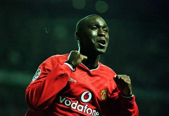 Andrew Cole had a roaming career, yet had an impressive scoring record