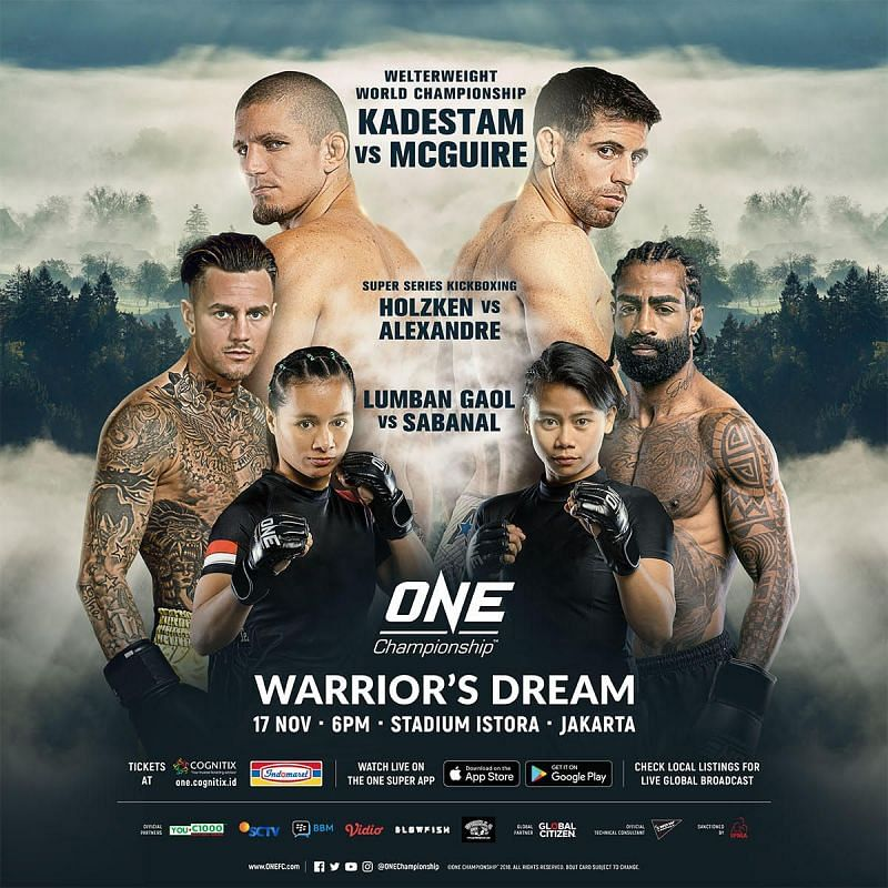 ONE Championship: Warriors Dream thrilled the Indonesian crowd