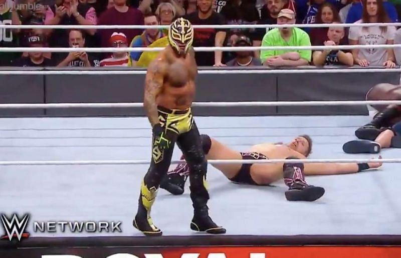 Rey Mysterio recently returned to WWE, so an RVD return can