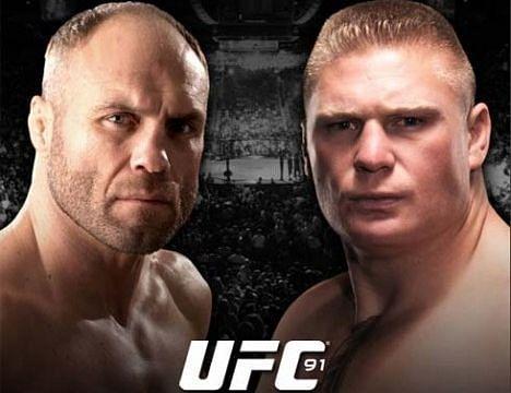 UFC 91