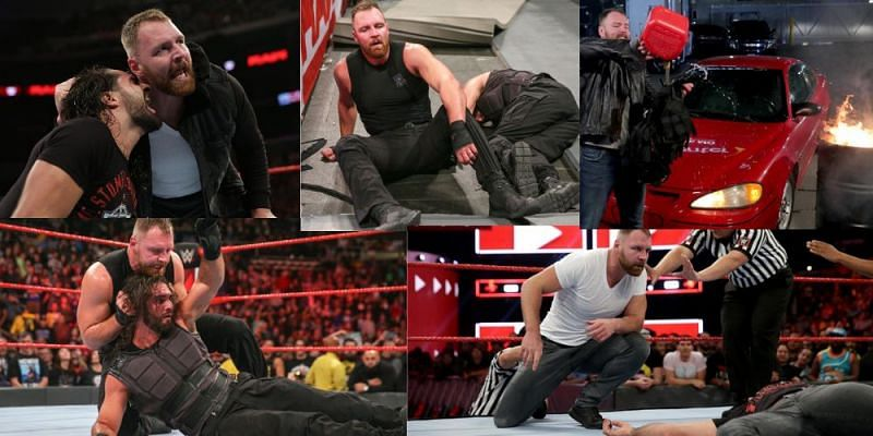 Seth Rollins and Dean Ambrose have gone from being
