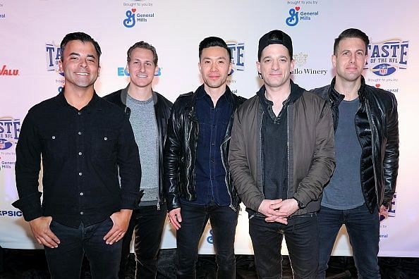 O.A.R. at the Taste Of The NFL