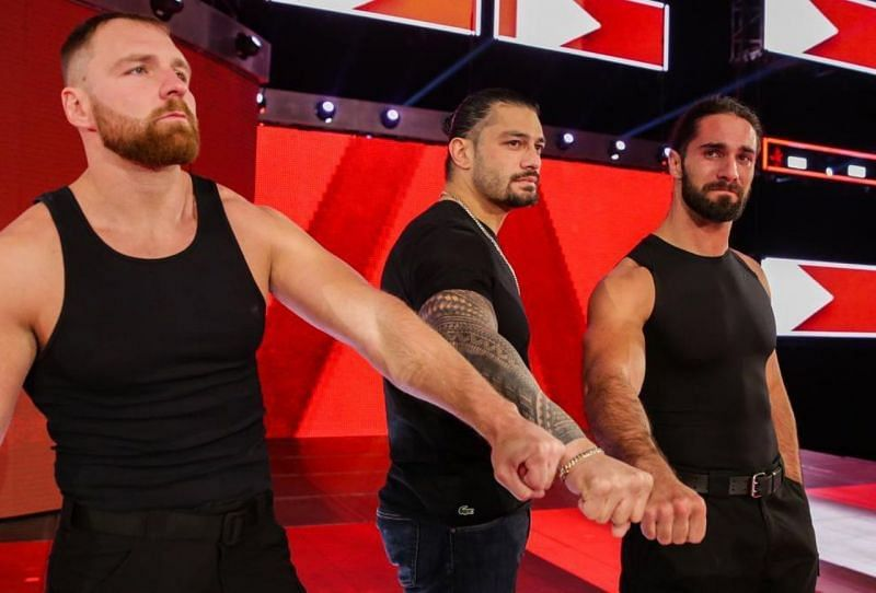 The Shield recently broke kayfabe on-screen