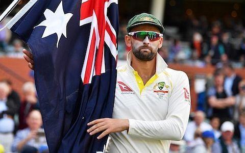 Nathan Lyon will be Australia
