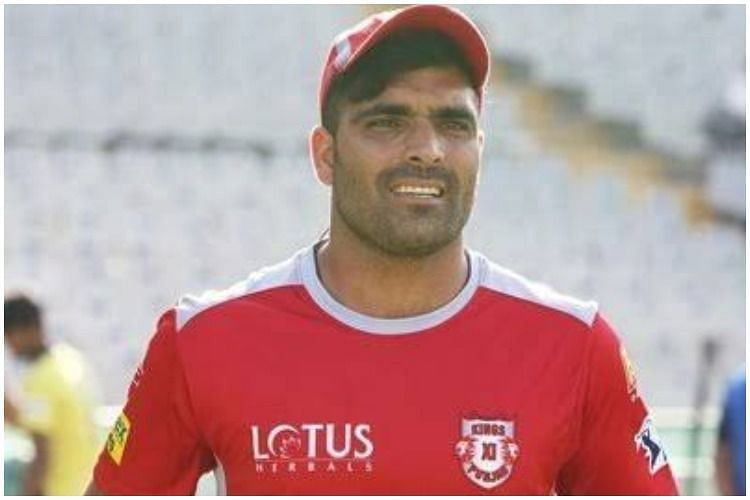 Manzoor Dar is a hard-hitting batsman who also bowls occasional medium pace