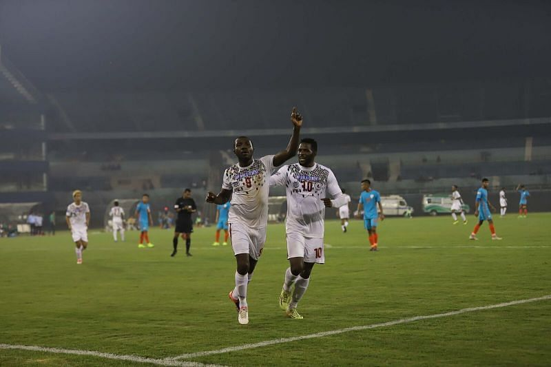 The Kolkata club now leapfrogged others to claim the third spot in the league table