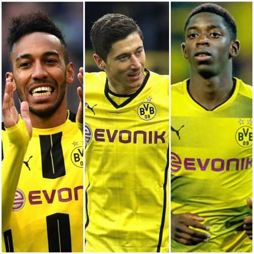 How Borussia Dortmund Could Have Lined Up If They Hadn T Sold Their Best Players