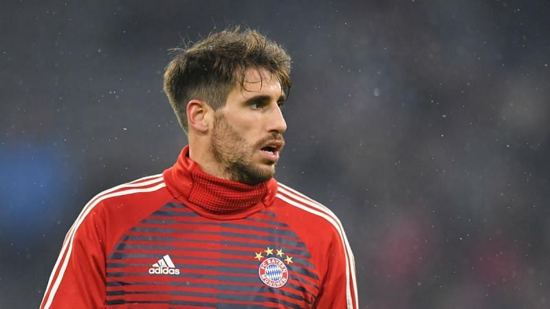 Javi Martinez has often been criticized for being too slow