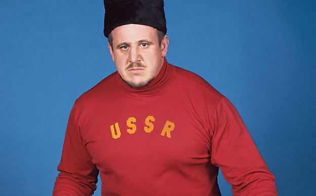 Volkoff was used as one of the typical