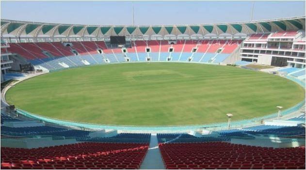 भारत रत्न अटल बिहारी वाजपेयी अंतरराष्ट्रीय क्रिकेट स्टेडियम, लखनऊ