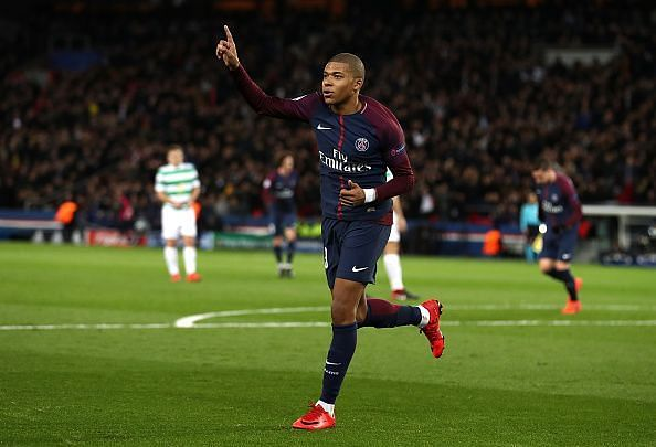 Mbappe is the best teenage footballer in the world right now.