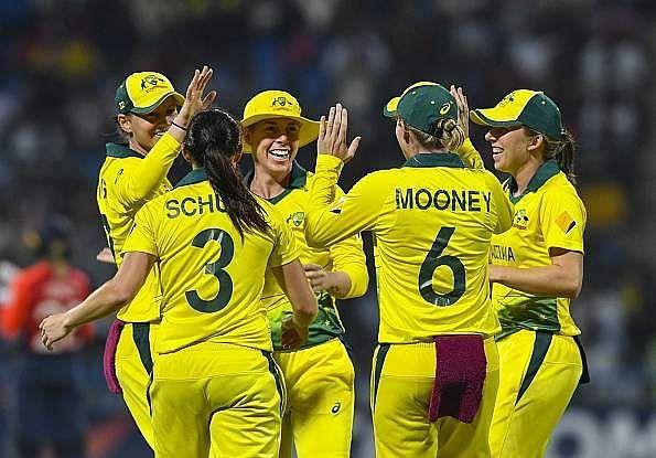 Australia has won the ICC Women