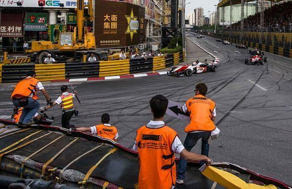 Macau Formula Three Grand Prix - 60th Macau Grand Prix