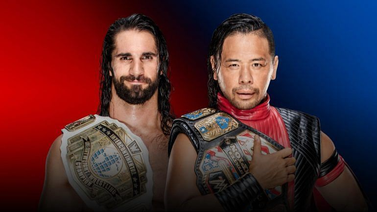 Shinsuke Nakamura has not had a great reign as United States Champion.