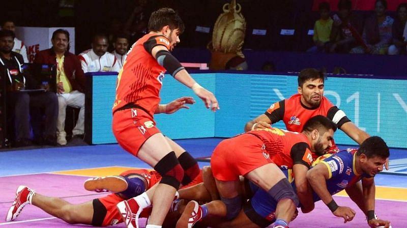 यूपी योद्धा और बेंगलुरू बुल्स के बीच आज होगा मैच