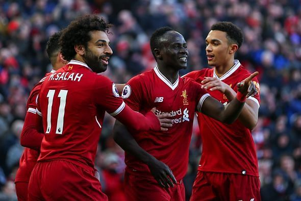 Arsenal and Liverpool will clash this weekend