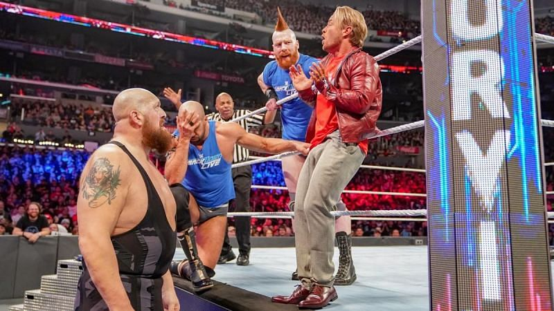 Some wrestlers have had more embarrassing moments than others