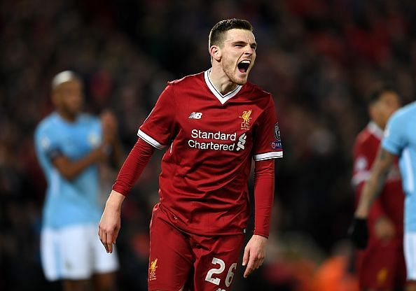 Robertson has started the new season where he left off the previous.