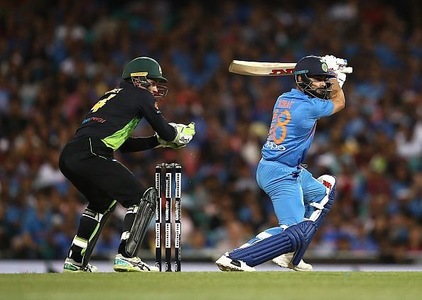 India Won 3rd T20I