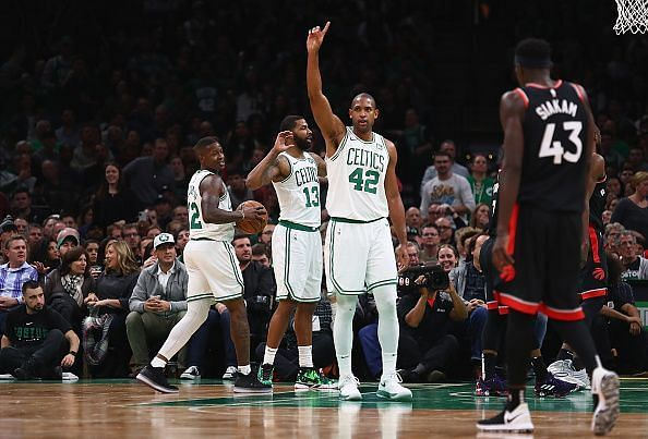 The Celtics haven