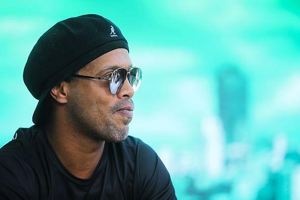 Ronaldinho lived a flamboyant lifestyle