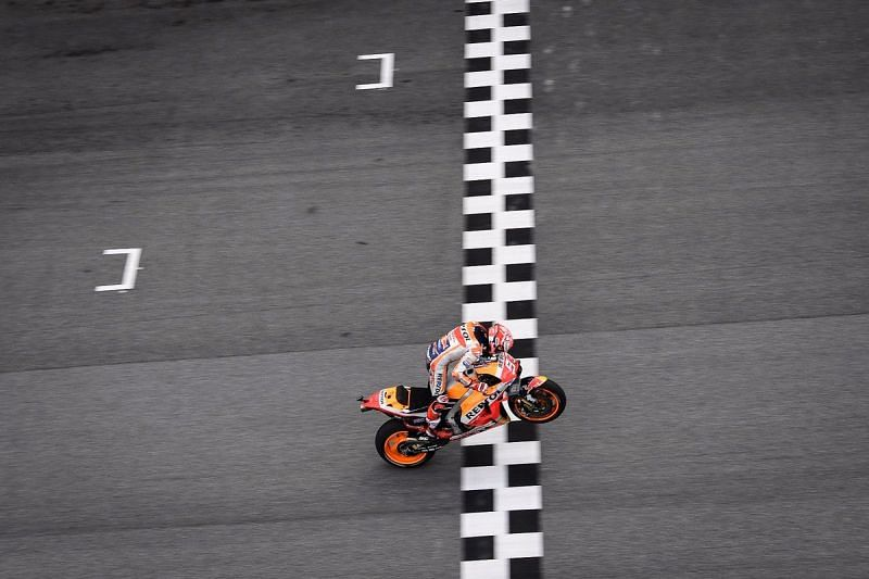 Marc Marquez wins Malaysian GP to register his 9th win of the season