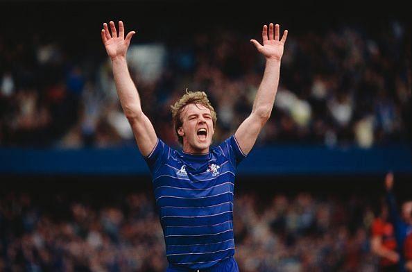 Kerry Dixon - The 3rd highest goal scorer for Chelsea
