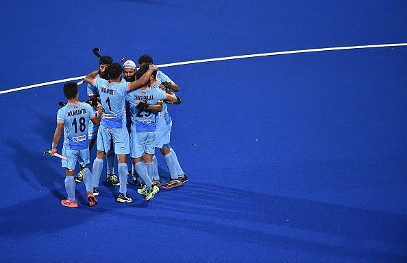 India registered a thumping 5-0 victory over South Africa