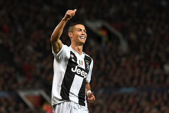 Ronaldo stunned the world by moving to Juventus