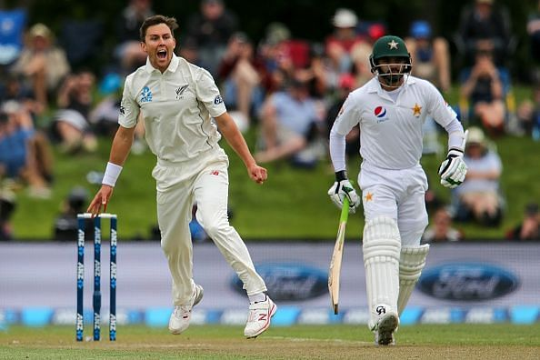 New Zealand's Trent Boult elated after getting Azhar Ali