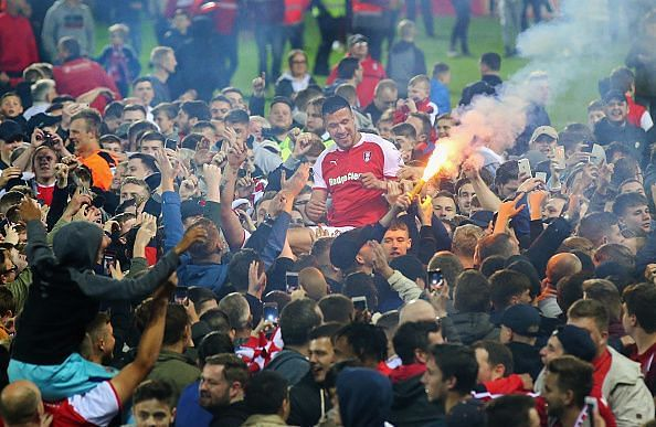 Football League fans are among the most passionate in the world