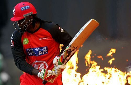 Global star - Gayle