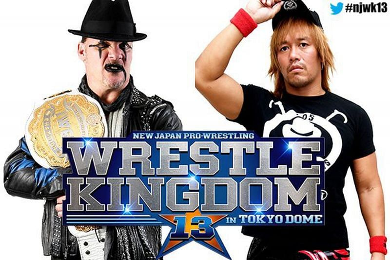 Chris Jericho returns kicking and screaming to the Tokyo Dome