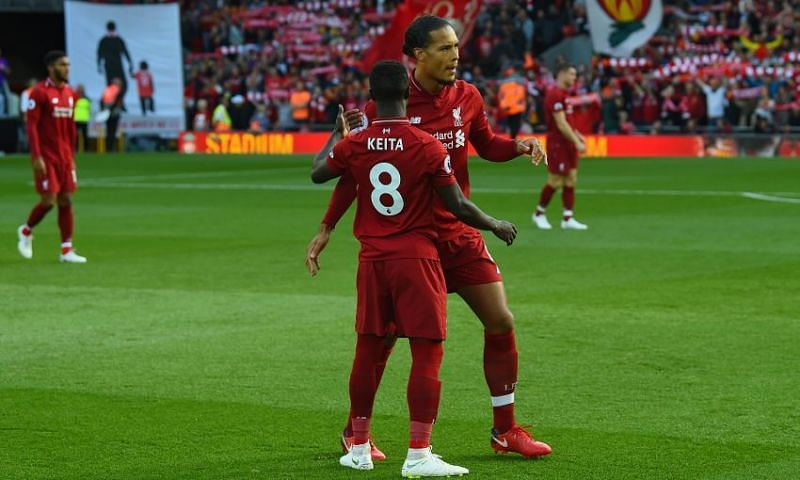 Van Dijk and Keita