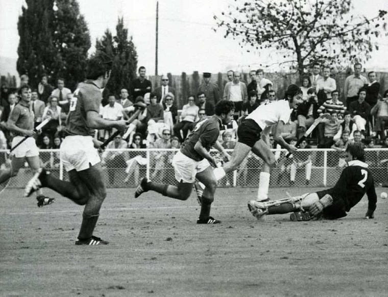 FIH Hockey World Cup 1971: Initially planned for Pakistan, but shifted to Spain