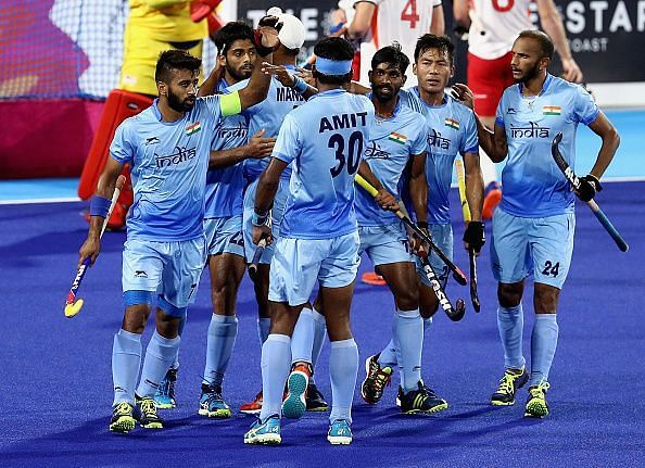 Indian Hockey is on an Up-swing.