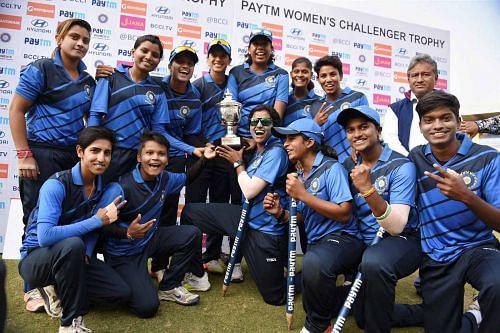 Women's domestic cricket in India