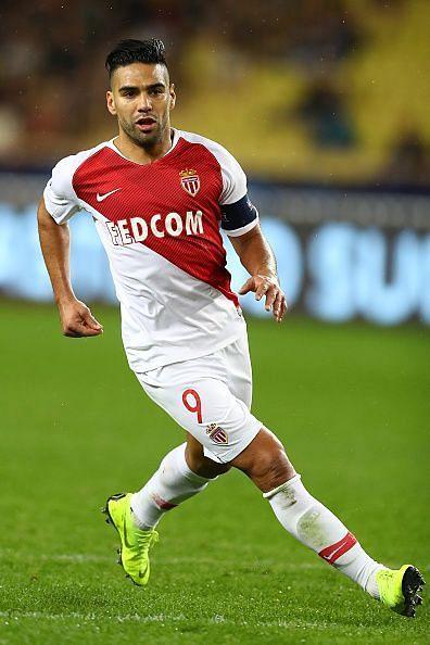 Radamel Falcao Profile Picture
