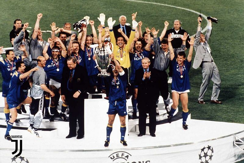 The Old Lady last won the Champions League in the 1995/96 Season
