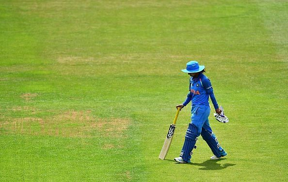 Mithali Raj spoke on various things in her letter to the BCCI